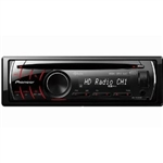 Pioneer DEH-P5200HD CD Receiver with HD Radio and iPod Direct Control