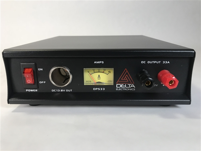33 amp Delta power supply