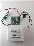 "DELTA EC2 CB ECHO BOARD TURBO ECHO PROFESSIONAL IC for CB RADIO 2"" x 2"" SIZE"