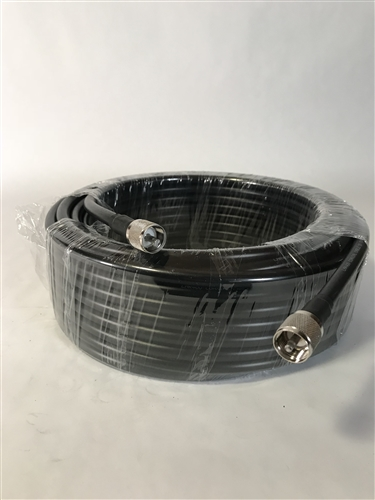 LMR400 Coax CB Ham Coaxial Cable 50 Feet w/ PL259 Connectors