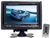 Pyramid MV70TFT 7'' Widescreeen LCD-TFT Mobile Video Monitor w/ Headrest Shroud