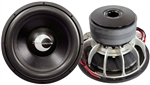 Lanzar Opti1533d Optidrive 15'' High Power Dual 1.2 Ohm Voice Coil 6000 watt Subwoofer