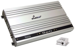 Lanzar Optidrive Opti4000D 4000Watt Mono Block Digital Competition Class Amplifier