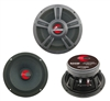 Lanzar Opti8mi Pro 800 Watts 8'' High Power Midbass Speakers