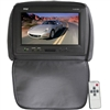 Pyle PL90HRBK Adjustable Black Headrest/ Built-In 9'' TFT-LCD Monitor with IR