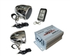 Pyle PLMCA40 300 Watts Motorcycle/ATV/Snowmobile Mount MP3/Ipod/USB Amplifier with Dual handle-bar Mount Weatherproof speakers W/FM Radio