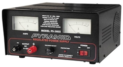 Pyramid PS-26kx 25 Amp Power Supply PS26KX