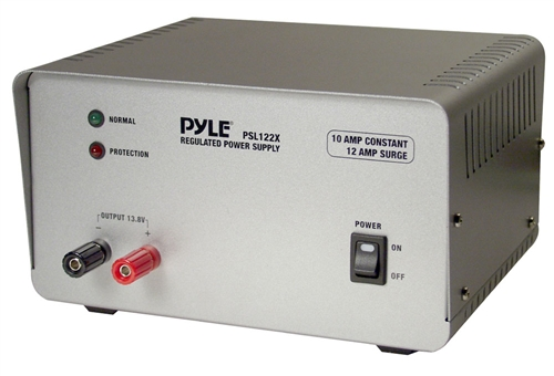 Electronic Equipment Supplies Amp Services : Pyle psl amp power supply