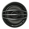 "Pioneer TS-A1674R 6-1/2"" 3-Way A-Series Car Speakers"