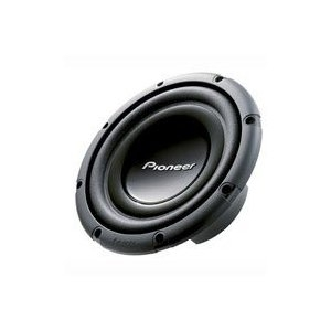 "Pioneer TS-W303R 12"" Single 4 ohm Champion Series Car Subwoofer"