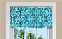 Geometric Curtain Design