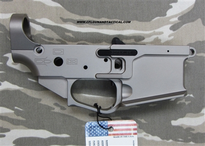 POF USA GEN 4 P415 Stripped Lower NP3 Full Auto Markings