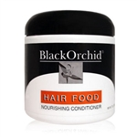 Black Orchid Hair Food Collection