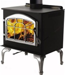 1400PL Napoleon Wood Burning Stove Leg Model