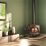 1600C Napoleon Wood Burning Cast Iron Stove