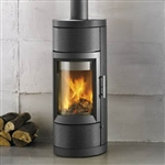 Hearthstone Lima 8150 Contemporary Wood Stove (Shown In Black)