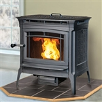 Hearthstone Manchester 8330 Cast Iron Pellet Stove