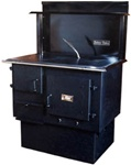 Baker's Choice Amish Wood Burning Cookstove