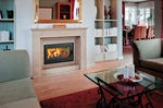 Brentwood LV Fireplace