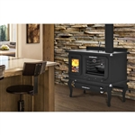 J.A. Roby Marmiton EPA Wood Burning Cookstove