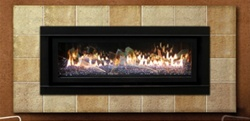 CML58 Images Series Linear Gas Fireplace