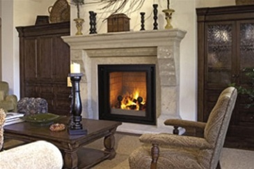 Lennox Cambria H7162 Wood Fireplace At Obadiah 39 S Woodstoves