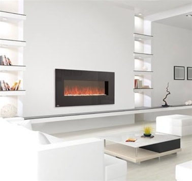 Napoleon EFL48 Linear Wall Electric Fireplace at Obadiah s