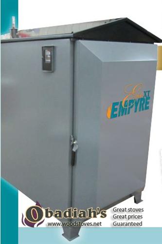 Empyre Elite Xt 100 Wood Gasification Boiler At Obadiah S