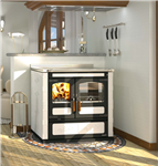 Rizzoli LT90 Thermo Wood Burning Cookstove Boiler