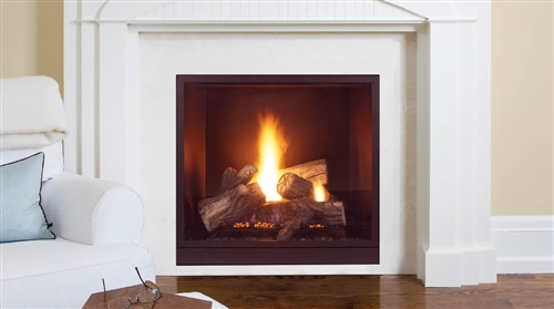 Majestic Onyx Direct Vent Fireplace