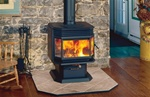 1800 Osburn Wood burning Stove