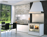 Rizzoli S90 Wood Burning Cookstove