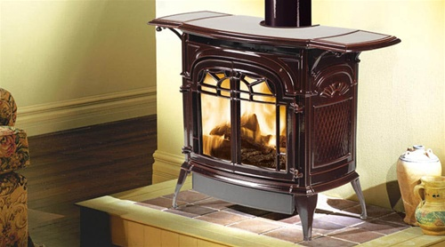 Vermont Castings 4050 Stardance Vent Free Gas Stove