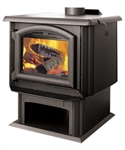 J. A. Roby Tison Wood Stove