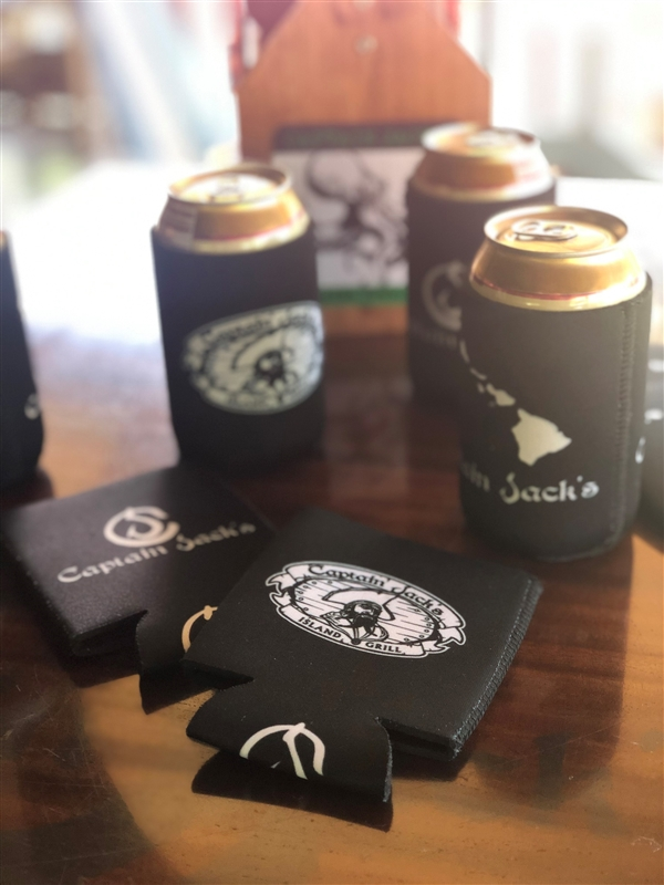 Captain Jack's Can Koozie