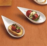 ... Emi-Yoshi Emi-634 4  Mini Tear Drop Spoons Tasting Appetizer ... & Zappy - Elegant Disposable Mini Tasting Dessert Appetizer Party ...