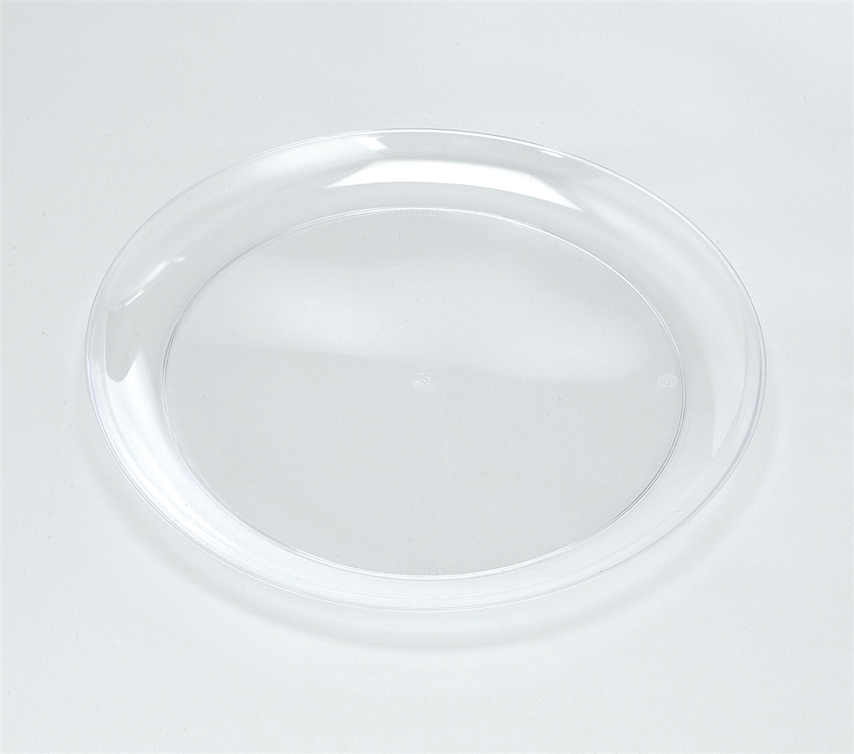 250 Disposable Dinner plates ...  sc 1 st  Zappy & Emi-Yoshi Clear Ware 9