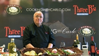 COOKING WITH CARLO --------  April 24, 2018