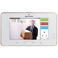 Hivision Video Intercom Indoor Station with 7-inch Touch Screen