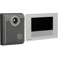 "comelit video intercom with 7"" monitor"