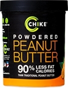 Chike Powder - Peanut Butter (6.5oz Jar)