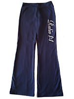 Ratio 1:1 Ladies Fitness Pant - Navy