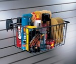 Garage Big Basket Fixture Depot