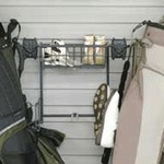 Golf Rack & Basket Fixture Depot