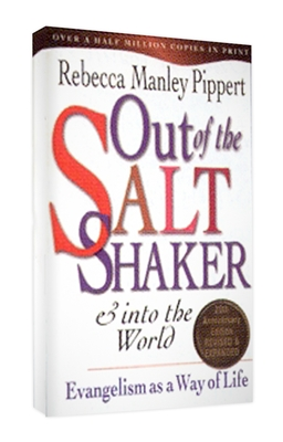 Book Resources: Out of the Salt Shaker by Becky Pippert