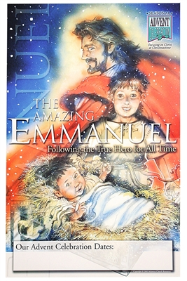 The Amazing Emmanuel Full-Color Posters