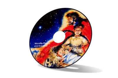 The Amazing Emmanuel Christmas Preaching Photo CD
