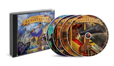 Tales of the Resistance Audio Book