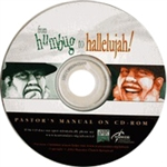 From Humbug to Hallelujah  - Christmas Sermon Series CD-ROM Pastor's Manual