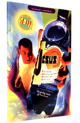 Jesus: Share Him Student Journal for Celebrate Jesus